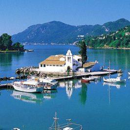 Insula Corfu - Grecia