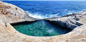 Giola - insula Thassos