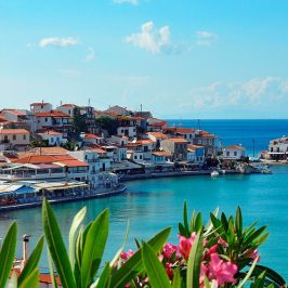 Insula Samos - Grecia