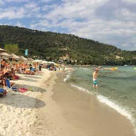 Golden Beach - Thassos