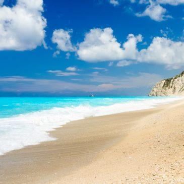 Plaja Egremni – insula Lefkada