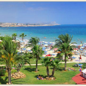 Ayia Napa – Cipru